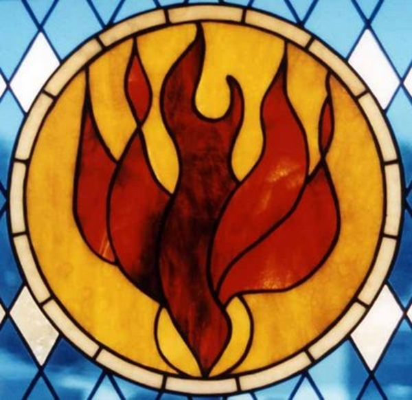 holy spirit fire dove-hi